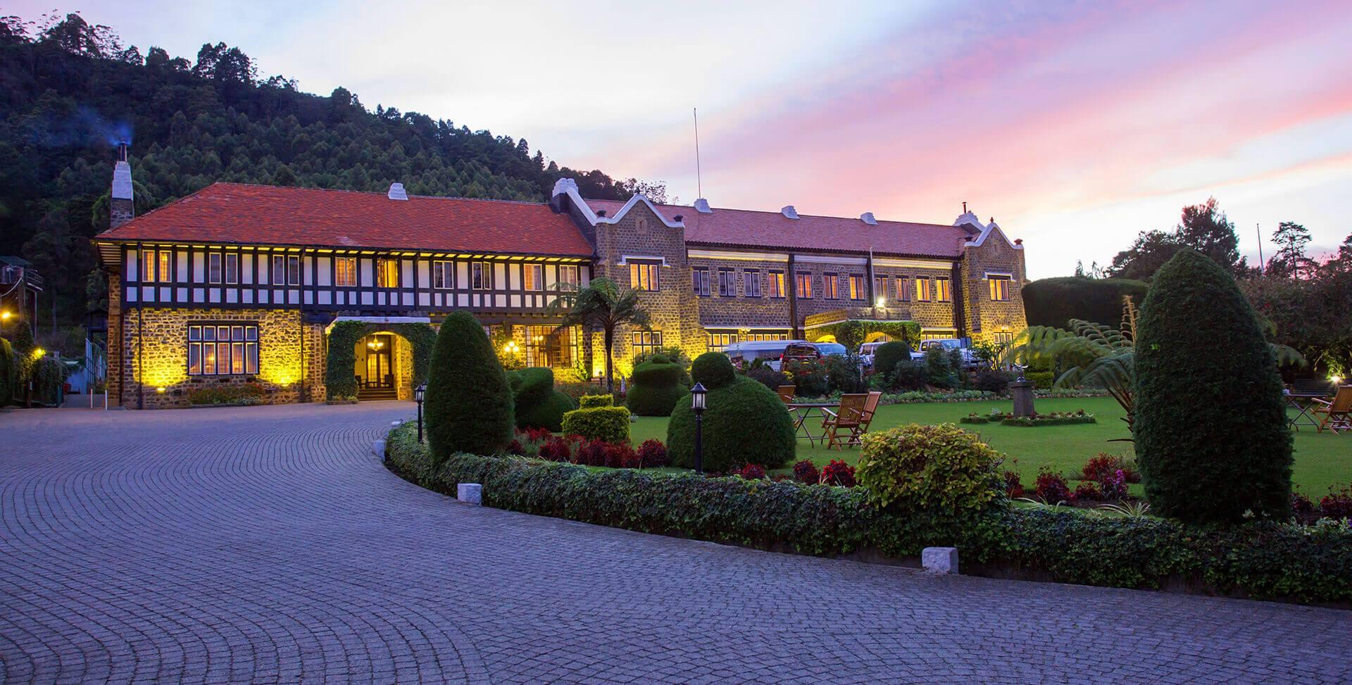Hill Club Hotel Nuwara Eliya